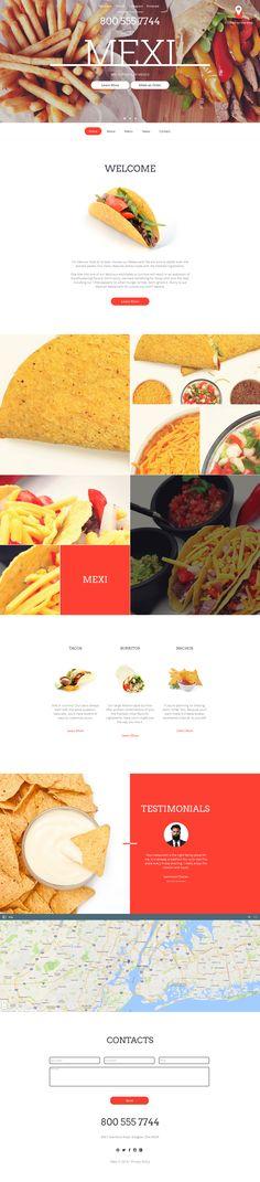 Mexican Restaurant Moto CMS HTML Template http://www.templatemonster.com/moto-cms-html-templates/mexican-restaurant-moto-cms-html-template-59081.html