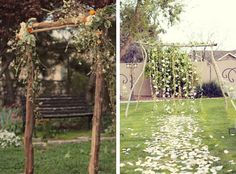 Wedding Arch Ideas- Weddings By Malissa Barbados