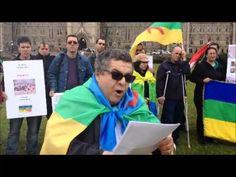 Rassemblement du 27 avril 2014 à Ottawa pour dénoncer la répression en K...