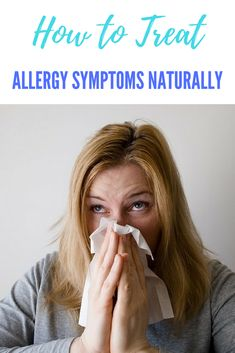 Allergy Remedies Seasonal Allergies Symptoms: How to Treat Them Naturally. Do you suffer from an allergy? Pollen, flowers, dust, all these things can play a part in seasonal allergic reactions. Learn some home remedies here. Seasonal Allergy Remedies, Seasonal Allergy Symptoms, Natural Remedies For Allergies, Natural Cold Remedies, Seasonal Allergies, How To Treat Allergies, What Causes Allergies, Health And Beauty Tips, Health Tips