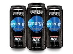 Xyience energy drinks