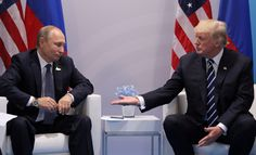 """After """"Good Tinder Date"""" with Putin, Trump """"Unilaterally Surrendered"""" to Russia"""
