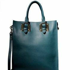 It's in the Bag: Win a Sophie Hulme Jade Tote from @The Cut