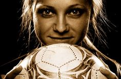 soccer senior picture ideas for girls | ... School's Jamie Lockie, 2009-2010 Girl's Soccer Player of the Year