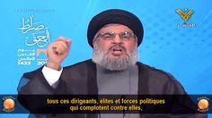 Hassan Nasrallah : Pourquoi l'Iran est-il la bête noire d'Israël ?