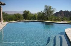 French gray quartz pool | french-grey-outdoor-solutio