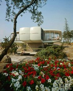 Monsanto House of the Future - June 12, 1957–December 1967 (por MidCentArc)