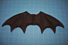 Flügel - Batman oder Engel