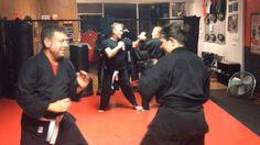 Higher ranks helping White Belts with the basics of sparring #ketsugo #martialarts #karate #judo #jiujitsu #aikido #selfdefense #mma #campbells #kickboxing #conditioning #copiague
