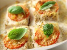 Tomaatti-uunikala