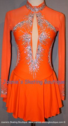 Joanie's Figure Skating Boutique of Newfoundland, Canada-Figure Skating Dresses, Custom Skating Dress, Skating Skirts, Skating Apparel. Dance. Baton. Leotard.http://www.joanies-skatingboutique.com