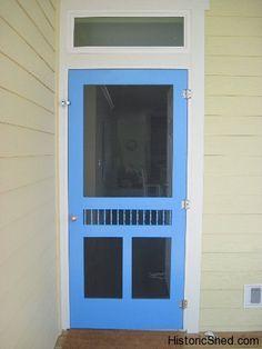 Garden Woodworks | Custom Screen Door Examples | Screen Doors | Pinterest | Custom  Screen Doors, Custom Screens And Screen Doors