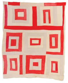 Quilts of Gees Bend #quilt #throw
