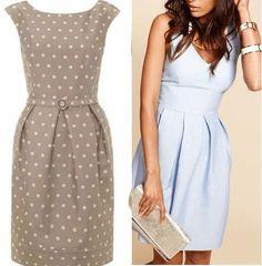 sleeveless dress with box pleated skirt free sewing pattern plus size Diy Fashion, Ideias Fashion, Womens Fashion, Fashion Design, Sewing Clothes, Diy Clothes, Clothing Patterns, Dress Patterns, Diy Vestido