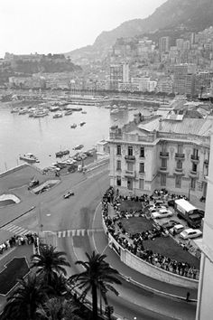 1stdibs | Jesse Alexander - Room with a View, Monaco, 1962
