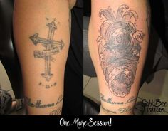 Tattoo by Gabbie Bee tattoos at A Wicked Sensation