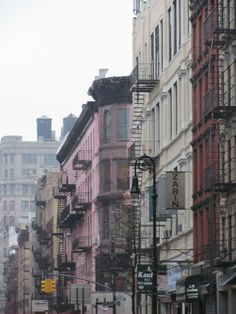 the lower east side