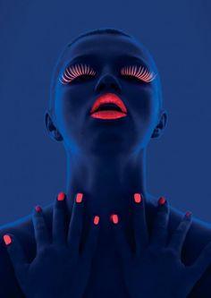 neon body paint - Google zoeken