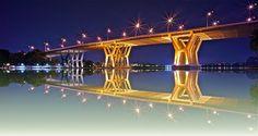 Sheares Bridge, Singapore Bay Area