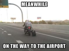 Funny Airport Travel Picture | Funny Joke Pictures