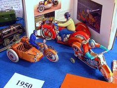 Moto et Side-cars