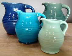 Raglan New Zealand love this guys pottery Raglan New Zealand, Nice Jugs, Blue Pottery, Nook And Cranny, Teapots, Vases, Bowls, Beach House, Arts And Crafts