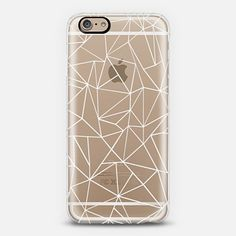 Abstraction Online White Transparent $39.95