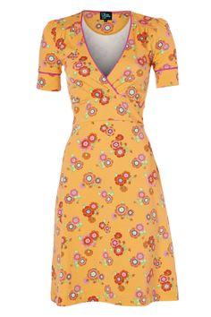 Dress Poppy Orange