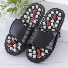 Acupuncture, Acupressure Massage, Reflexology Sandals, Foot Reflexology, Zucchini Puffer, Heel Pain, Foot Pain, Foot Massage, Feet Care