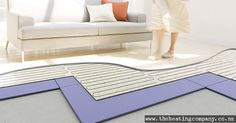 """Looking for Under Floor Heating in NZ? """"TheHeatingCompany"""" is pride ourselves in providing of Underfloor Heating solutions at genuine cost in Auckland.  Contact us on https://www.theheatingcompany.co.nz/ or call us +64 9 443 6996."""