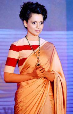 Kangana Ranaut at Rajjo music launch.