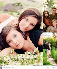 Family Photography __________________ ^^^ -DO YOU NOT SEE PEETA AND GALE AND KATNISS I suppose they could be family but I just
