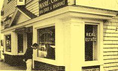 Moore and Casale realtors. 1960's 277 Main street.