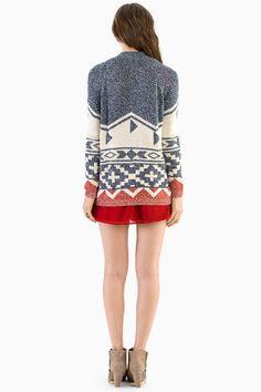 Tobi - Florence Sweater Cardigan