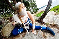 Sheik - The Legend of Zelda cosplay