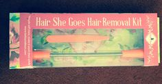 Maries Special Little Boy: Hair She Goes Hair Removal Kit
