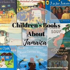 Children's Books about Jamaica