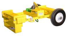 AES Raptor Stinger • Mobile Fall Protecion Cart at Black Cat Fasteners. www.blackcatfasteners.com