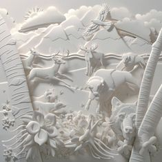 Jeff Nishinaka paper art