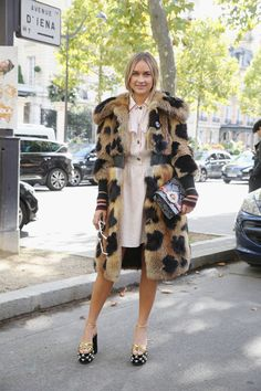 27 Looks That Prove This Season's Wardrobe Starts With a Statement Coat