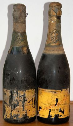 1958 veuve clicquot brut champagne 1952 bottle photo vintage print ad www madampaloozaemporium - Coupe champagne veuve clicquot ...