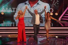 Gisela Valcárcel, Mathías Brivio y su soñadora en la primera Gala de #ElGranShow