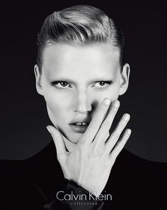 Lara Stone photographed by Steven Klein.