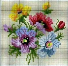 1 million+ Stunning Free Images to Use Anywhere 123 Cross Stitch, Beaded Cross Stitch, Cross Stitch Flowers, Cross Stitch Designs, Cross Stitch Embroidery, Hand Embroidery, Cross Stitch Patterns, Cross Stitch Pictures, Cross Stitching