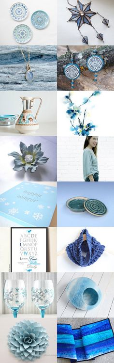 Happy Winter ★ by Lily Razz on Etsy--Pinned with TreasuryPin.com