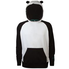 Many have said it would be plain wrong to not design a panda hoodie to celebrate the Mists of Pandaria launch. They're right: it would have been. Luckily for all of those correct people, we headed the possible issue off at the pass by designing just that: a panda hoodie, complete with ears and not just black, but white fabric as well. You can use it as an excuse to hang out in bamboo groves all day looking generally tranquil and contemplating the mysteries of the universe. That is, of ...