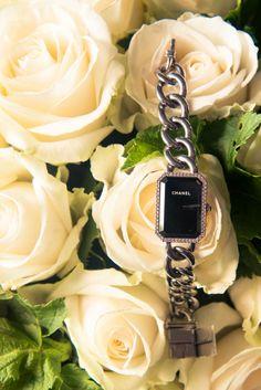 Chanel premiere watch. The Coveteur.