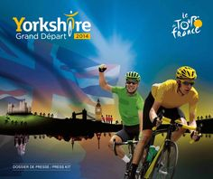 Welcome to Yorkshire 2014 Tour de France Grande Depart