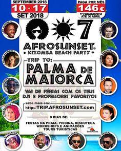 VAI DE FÉRIAS COM OS TEUS DJS E PROFESSORES FAVORITOS.. POR 146 EUR p/ Mês. Sabe mais em: https://ift.tt/2ABcR2G Subida de preço no dia 30 de ABRIL! apressa-te!  #afrosunset #kizombabeachparty #kizombalove #kzbpwr #afrosunset #kizombadance #sunset #semba #afrohouse #beach #beachparty #afrobeat #reaggaeton #kzbpwr #absolutekizomba #maiskizomba @sanches_susana @andrepab @andre.susana.dancestudios @joana_machado_kizomba @SangoGressiveHaki @nia_kizombapower @djhegza @oficial_deejay_lucas…