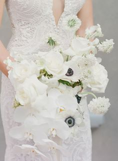 Hotel Emma, Wedding Planner, Destination Wedding, Minimal Wedding, Wedding Bouquets, Wedding Dresses, All White, Garden Wedding, Real Weddings